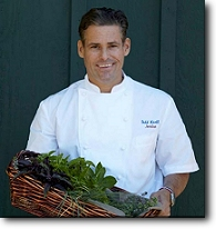 Chef Todd Knoll of Jordan Winery