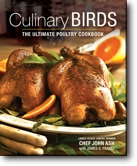 Culinary Birds cookbook cover
